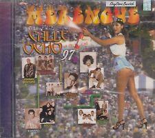 Grupo Mania Milly Mattiz Edward Merengue En La Calle Ocho 97 CD New Sealed