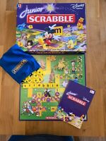 Junior Scrabble Disney Edition by Mattel with Rules Board Game 2006