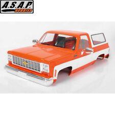 RC4WD Z-B0146 Chevrolet Blazer Hard Body Complete Set Orange
