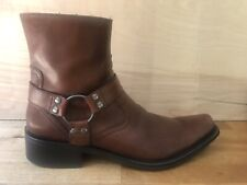 Mens Kennth Cole Wild West Boots Size 9