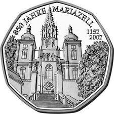 Pièces euro pour 5 Euro Année 2007
