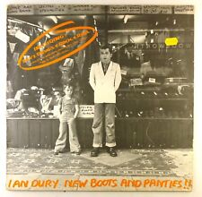 "12"" LP-Ian DURY-NEW BOOTS AND PANTIES!!! - e860-cleaned"