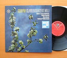 Chopin Piano Concerto no. 1 Halina Czerni-Stefanska Telefunken NT 199 Stereo NM