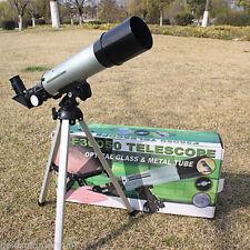 New F36050M Refractor Space Astronomical telescope Tripod Kids Children