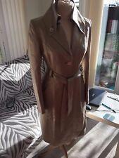 Karen Millen Fab Gold Trench Coat 12