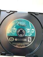 Legend of Zelda: Four Swords Adventures NINTENDO GAMECUBE GAME Disc Only TESTED!