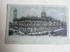 Vintage Colour Tinted Postcard Council House, Birmingham - unposted