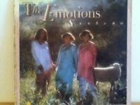 THE  EMOTIONS             LP       SUNBEAM