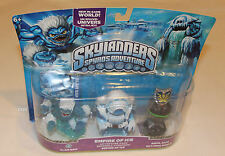 Skylanders Spyro's Adventure Empire Of Ice Adventure Pack Slam Bam New Spyros