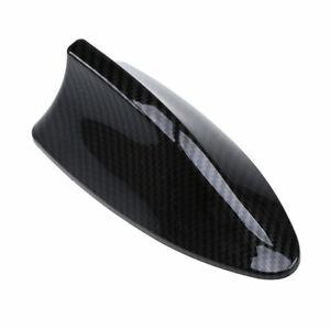 Universal Car Auto Roof Radio AM/FM Shark Fin Antenna Aerial Signal Black
