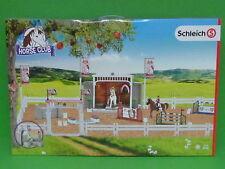 Schleich® Horse Club 42338 Gro�Ÿes Reitturnier mit Pferden Blitzversand DHLPaket