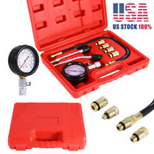 Auto Tool Professional Petrol Gas Engine Cylinder Compression Tester Gauge Kit