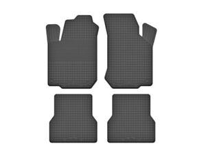 Velours SCHWARZ 1997-2005 Maßgefertigte Fußmatten für Seat Arosa