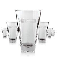 6 x Jameson Glas / Gläser Prism Whiskey Longdrink Gastro Bar Deko NEU
