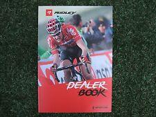 NEW ~ HUGERIDLEY DEALER BOOK/ CATALOGUE OF ROAD MOUNTAIN URBAN BMX KIDS BIKES