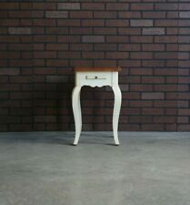 End Table ~ Country French Chairside Table ~ Legacy Accent Table by Ethan Allen