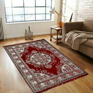 Handmade Large Chenille Carpet Entrance 5x7 Feet Area Rug Home Decor Carpet