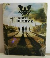 State of Decay 2 Limited Edition Steelbook Only Very Good Condition Xbox One/PS4