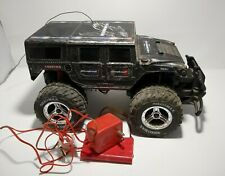 VINTAGE Nikko RC Remote Control Hummer. With Batteries + Charger.