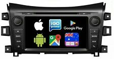 for NISSAN NAVARA D23 ST GPS BLUETOOTH  ANDROID  HEAD UNIT & CAMERA