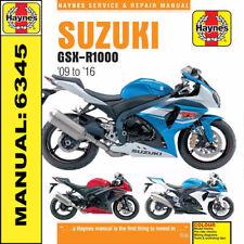 Manuales de motos 1000 Suzuki