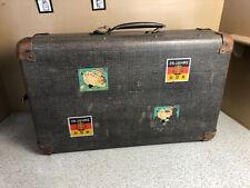 alter Reisekoffer, Hartschale (G)14009