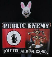 PUBLIC ENEMY - MUSE SICK-N-HOUR MESS AGE - Affiche originale 1994 Poster 119x78