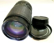 Tokina 35-135mm f4-4.5 FD manual focus lens Telephoto