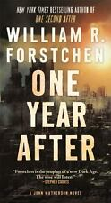 ONE YEAR AFTER - FORSTCHEN, WILLIAM R. - NEW PAPERBACK BOOK
