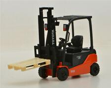 Ros 1:23 TRAIGO48 16 TOYOTA Miniature Alloy car model  Forklift