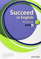 (13).SUCCEED IN ENGLISH 1º.ESO (WORKBOOK). ENVÍO URGENTE (ESPAÑA)