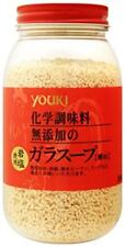 YOUKI Chemical Additive-free Gara Soup Chicken Stock Granule 400g from Japan*