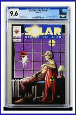 Solar Man Of The Atom #5 CGC Graded 9.6 Valiant January 1992 Comic Book