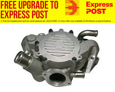 US Motor Works Replacement Cast Iron Water Pump Suit Corvette with LT1 1992-96