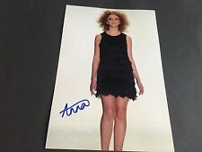 Anna ermakova Signed Signed Photo 20 x 30 cm Autograph