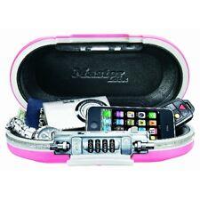 Master Lock 5900DPNK Portable Personal Safe - Pink