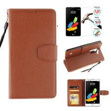 Fold Magnetic Flip Leather Wallet Card Holder For LG G3 G4 G5 V10 Stylo 2 LS775