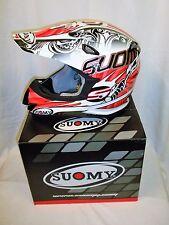 speedway/grasstrack SUOMY crash helmet