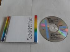 Wham! - The Final (CD) AUSTRIA Pressing