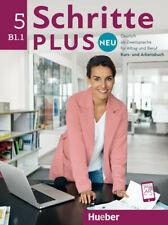 Silke Hilpert / Schritte plus Neu 5. Deutsch als Zweitsprache für Alltag und ...
