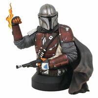 Gentle Giant Star Wars Mandalorian MK1 1:6 Scale Mini-Bust Presale July 2020