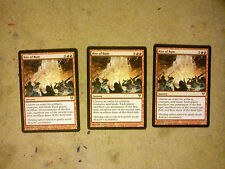 MTG Rite Of Ruin x 3 - Rare - Avacyn Restored - Magic The Gathering Cards Lot