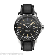 Christopher Ward C60 Trident Pro 600 Vintage 43mm automatic Swiss watch 42
