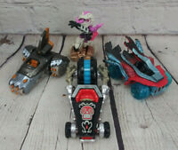 Skylanders Superchargers Vehicle Shark Tank Lot Wii U NINTENDO Switch PS4 Xbox 1