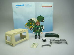 Playmobil Famobil REF 025 despiece 4206 jeep recambios