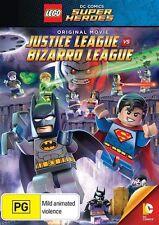 LEGO - Batman Justice League Vs Bizarro League (DVD, 2015)