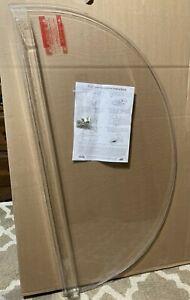 """WW4020CM Window Well Cover 40"""" x 20"""" Clear Polycarbonate Plastic UV Stabilized"""