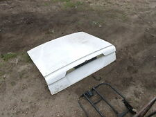 Jaguar XJS Coupe trunk lid 1984