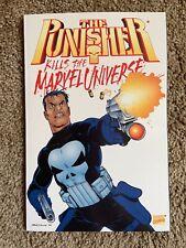 Punisher kills the Marvel Universe Ennis Braithwaite Dillon cover VF / NM