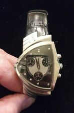 Hamilton Men In Black 2 Ventura Chronograph Watch Special Edition 2002 RARE MIIB
